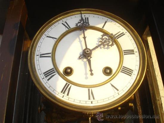 Relojes de pared: reloj de pared americano - Foto 4 - 33141751