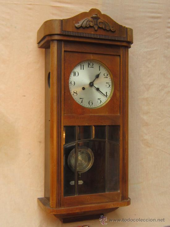 estupendo reloj de pared antiguo comprar relojes
