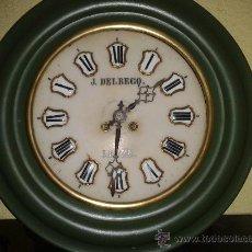 Relojes de pared: OJO DE BUEY. Lote 33393041