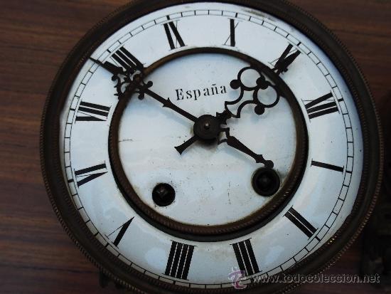 Antiguo mecanismo de un reloj comprar relojes antiguos - Mecanismo reloj pared ...