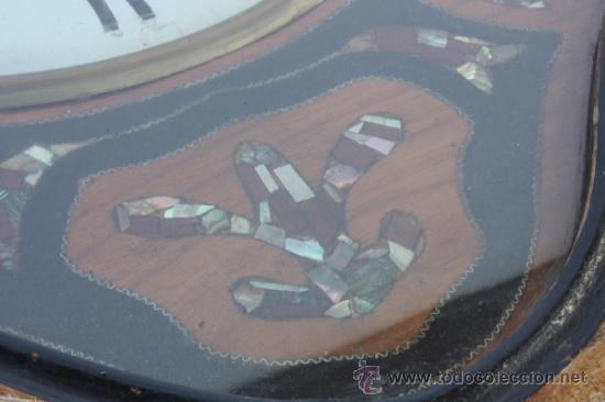 Relojes de pared: RELOJ DE PARED FRANCES - Foto 6 - 33629287