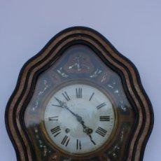 Relojes de pared: RELOJ DE PARED FRANCES. Lote 33629287