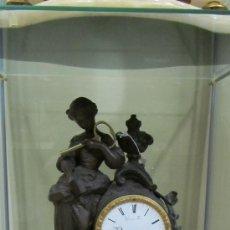 Relojes de pared: RELOJ FRANCÉS TIPO PARÍS SIGLO XIX. . Lote 33921907
