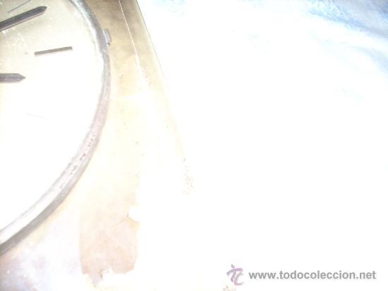 Relojes de pared: RELOJ DE PARED ELME DE MADERA .A PILAS, - Foto 5 - 34024540