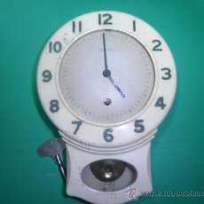 Relojes de pared: RELOJ DE PARED SMITHS VINTAGE ART - DECO. Lote 34086283