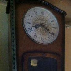 Relojes de pared: RELOJ DIEENTI. Lote 34098358
