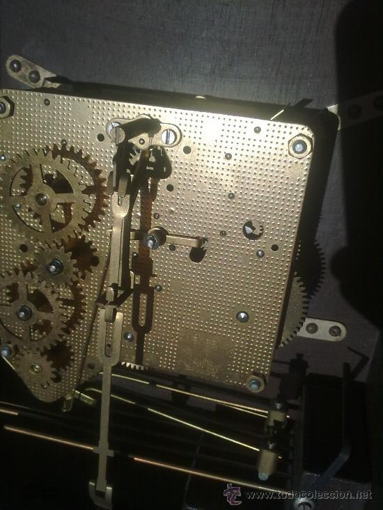 Relojes de pared: RELOJ DE PARED MARCA URGOS AÑOS 20 ALEMÁN ((((MUY RARO))) - Foto 4 - 34597273