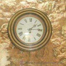 Relojes de pared: RELOJ - OJO DE BUEY -. Lote 35353355