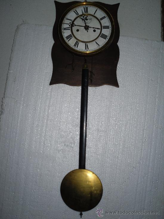 Maquina de reloj regulador de viena con pendulo comprar - Maquinaria de reloj de pared con pendulo ...