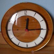 Relojes de pared: RELOJ DE PARED VINTAGE SMI ELECTRIQUE. Lote 35960626