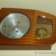 Relojes de pared: RELOJ DE PARED AÑOS 70. Lote 36291375