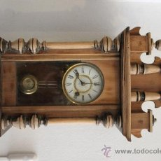 Relojes de pared: RELOJ ANTIGUO PARÉD. Lote 38139057