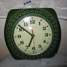 Relojes de pared: RELOJ PARED VINTAGE . Lote 38786008
