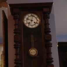 Relojes de pared: RELOJ DE PARED ESTILO ALFONSINO. Lote 39113859