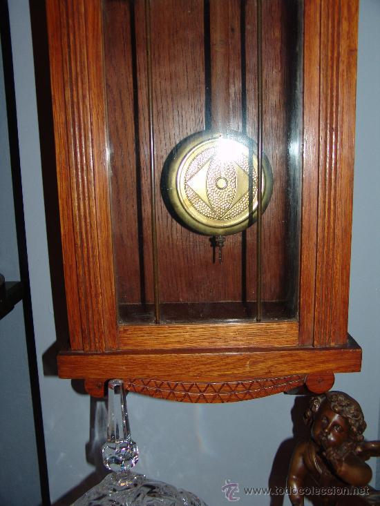 Relojes de pared: MUY BONITO RELOJ DE PARED ESTILO MODERNISTA - Foto 3 - 39114188