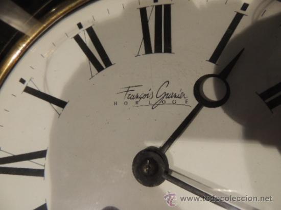 Relojes de pared: RELOJ DE PARED OVALADO DE EPOCA ISABELINA - Foto 5 - 39204032