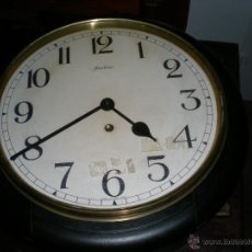 Relojes de pared: RELOJ PARED OJO DE BUEY . Lote 106550902