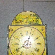 Relojes de pared: RELOJ RATONERA TIPO SELVA NEGRA. RELOTGE RATERA.. Lote 39937721