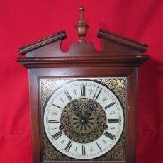 Relojes de pared: RELOJ CARILLÓN DE PARED W. HAID. AÑOS 70.. Lote 40559651