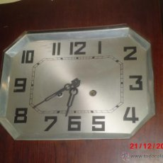 Relojes de pared: RELOJ DE PARED MEDIO CARRILLON. Lote 40738292