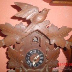Relojes de pared: RELOJ DE CUCU ANTIGUO . Lote 40738318