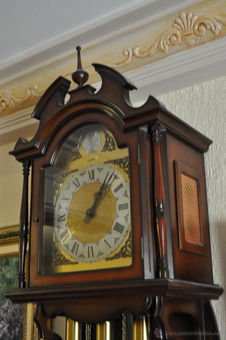 Reloj de pared pendulo y tres pesas ver video comprar - Relojes rusticos de pared ...