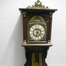 Relojes de pared: RELOJ DE PARED MARCA - RADIANT- AÑOS 80-FUNCIONANDO-. Lote 41291105