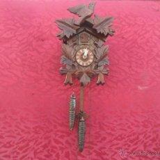 Relojes de pared: RELOJ CUCU DE PARED. Lote 41385944