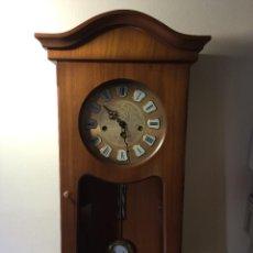 Relojes de pared: RELOJ DE PARED RODHORA DE CARGA MANUAL. Lote 41933716
