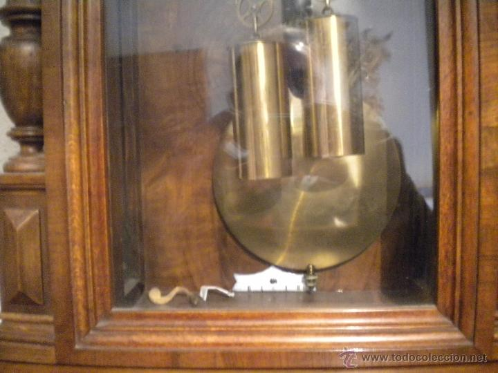 Relojes de pared: reloj alfosino de pared,restaurado, altura120 ancho 52 cm - Foto 2 - 42273986