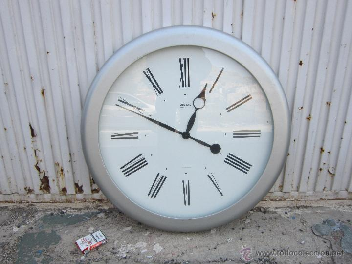 Reloj quartz gigante de pared arte cose comprar - Reloj gigante pared ...