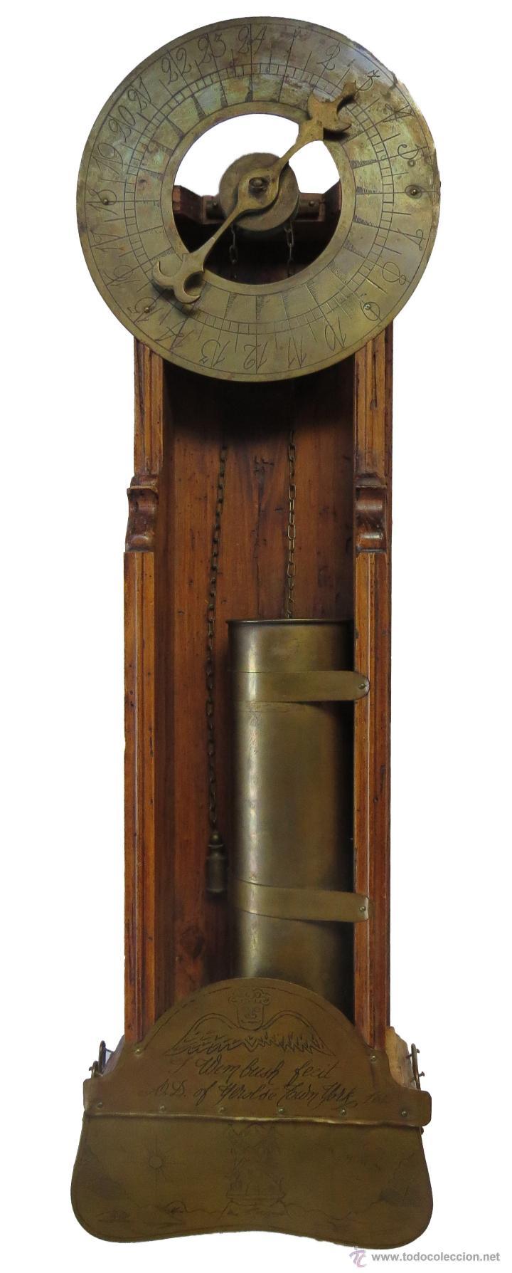 Reloj de agua clepsidra comprar relojes antiguos de - Comprar mecanismo reloj pared ...