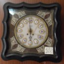 Relojes de pared: RELOJ DE OJO DE BUEY CUADRO FRANCÉS SIGLO XIX-XX - 168. Lote 43451006