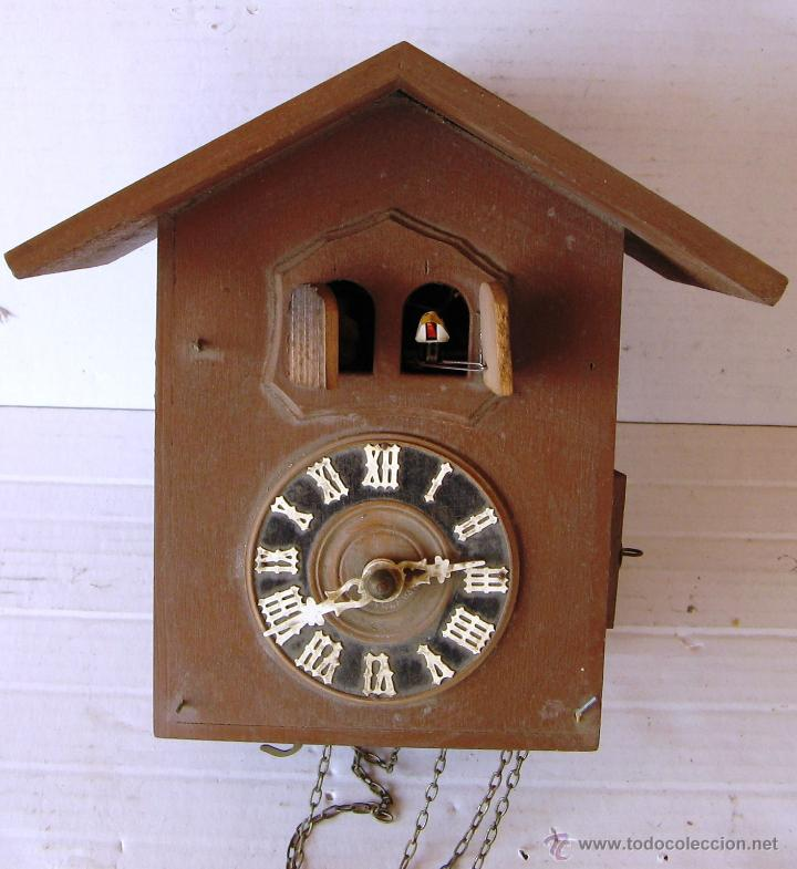 Reloj cuco original selva negra hubert herr comprar - Reloj pared original ...