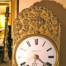 Relojes de pared: ANTIGUO RELOJ DE PARED. Lote 53980567