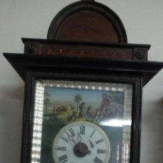 Relojes de pared: RELOJ DE PARED SELVA NEGRA SIGLO XIX - 97. Lote 43449097