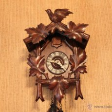 Relojes de pared: ANTIGUO RELOJ CUCU.. Lote 45464304