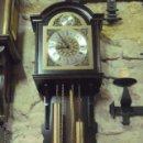 Relojes de pared: RELOJ DE PARED RADIANT DOS PENDULOS,75 CM.TEMPUS FUNCINANDO.. Lote 46185839