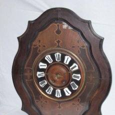 Relojes de pared: RELOJ DE PARED ANTIGUO. Lote 46663446
