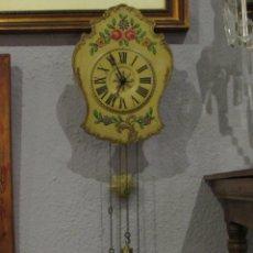 Relojes de pared: MUY BONITO RELOJ DE PARED . Lote 47210025