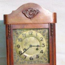 Relojes de pared: RELOJ ANTIGUO DE PARED , SIGLO XIX. Lote 47499864