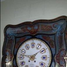 Relojes de pared: MAJESTUOSO RELOJ DE BOULLE FRANCES.. Lote 47778202