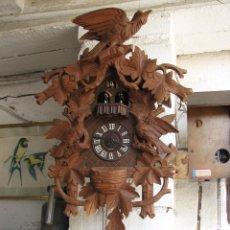 Relojes de pared: RELOJ DE CUCO. Lote 48686827