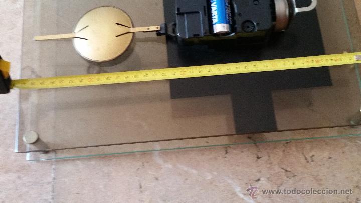 Relojes de pared: reloj pared de cristal - Foto 5 - 48749418