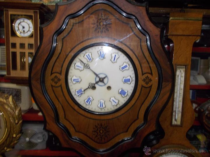 Relojes de pared: Reloj Ojo de buey - Foto 2 - 48906594