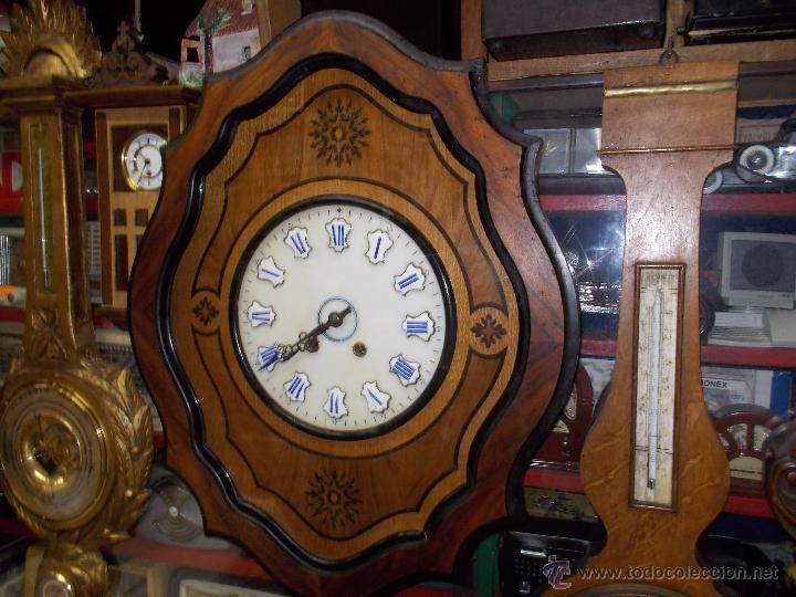 Relojes de pared: Reloj Ojo de buey - Foto 4 - 48906594