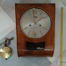 Relojes de pared: RELOJ DE PARED ROMAN. Lote 49059767