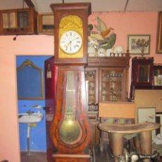Relojes de pared: ANTIGUO RELOJ MORETZ EN SU CAJA. DE PRINCIPIOS DEL S. XIX.. Lote 49178128