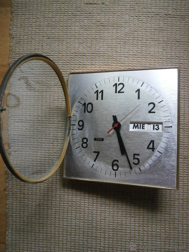 Relojes de pared: RELOJ DE PARED. - Foto 2 - 49325735