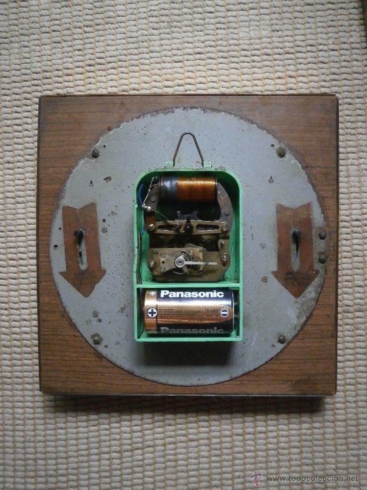 Relojes de pared: RELOJ DE PARED. - Foto 3 - 49325735